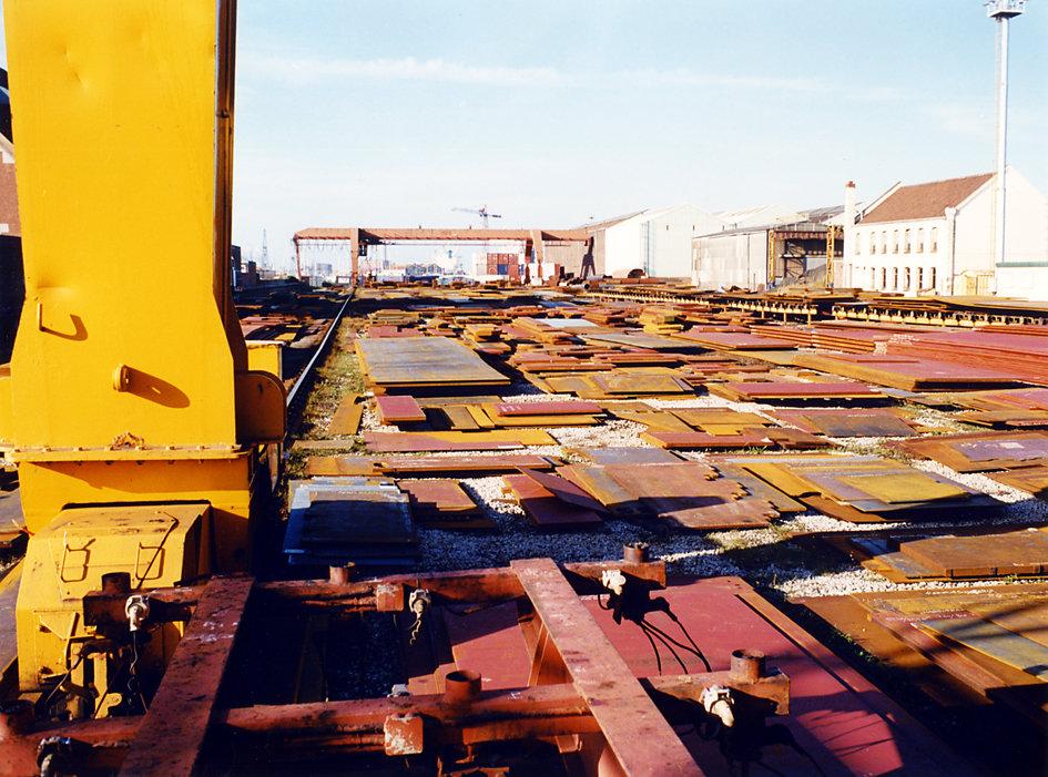 Paysages industriels